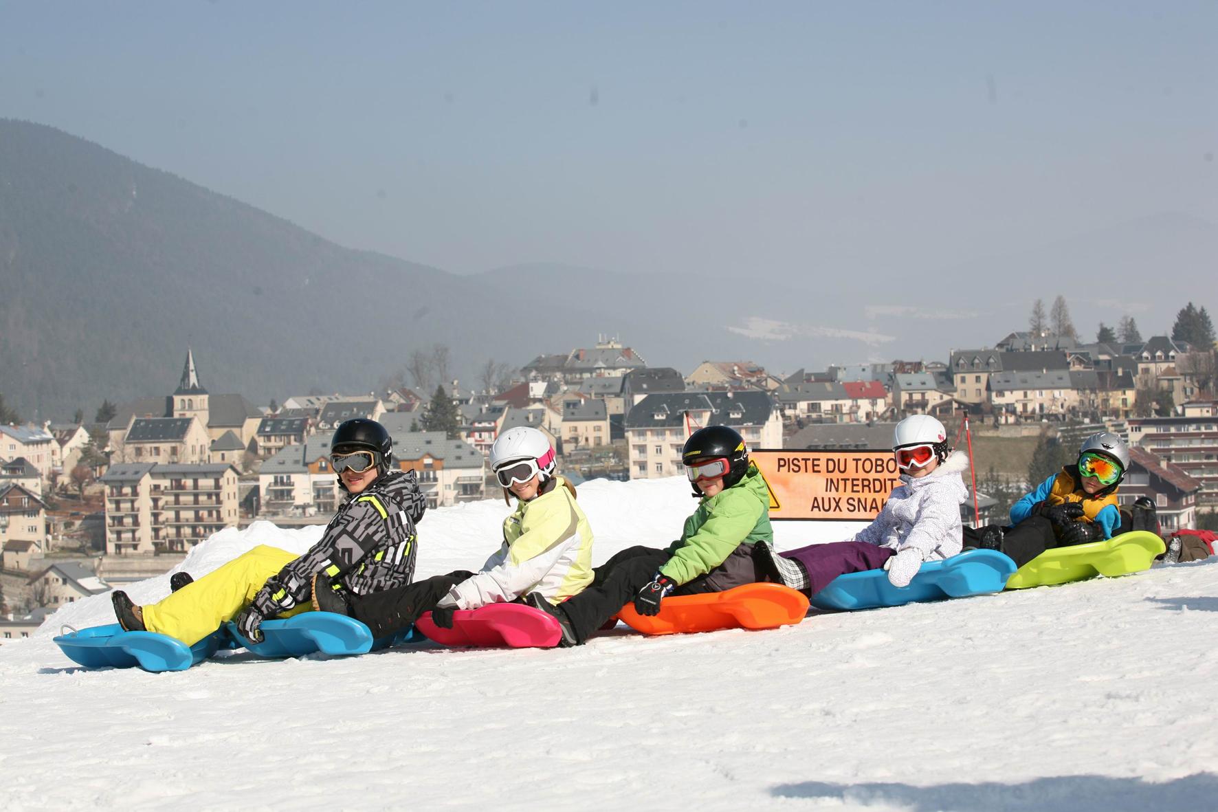Station de ski Villard de Lans Corren§on en Vercors Is¨re Espace